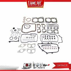 Dnj Ek715e Kit De Reconstruction Moteur Pour 06-11 Subaru Forester Impreza 2,5l H4 Sohc 16v