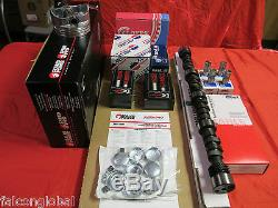 Dodge 360 / 5.9 Magnum Master Eng Kit Pistons + Moly Anneaux + Cam + Lifters + O. Pompe 98-03