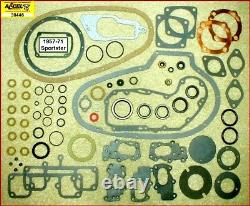 Engine Rebuild Gasket Kit 1957-71 Harley Ironhead Sportster 900cc Erreur De Prix
