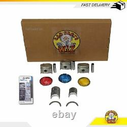 Engine Rebuild Kit S'adapte 89-00 Chevrolet Geo Metro 1.0l L3 Sohc 6v