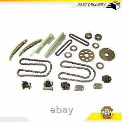 Engine Rebuild Kit S'adapte 98-99 Ford Mustang 4.6l V8 Dohc 32v