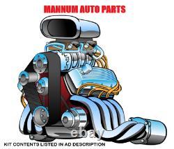 Engine Rebuild Kit Suits Ford 250 4.1ltr X-flow Alloy Head Falcon Fairmont