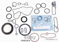 Enginetech Engine Rebuild Kit Pour 94-03 Ford Powerstroke Diesel Pistons