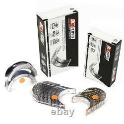 Ensemble De Joints Complets Roulements Pistons Fit 04-06 Subaru Turbo Dohc Ej255 Ej257