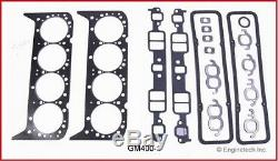 Etape 4 Master Reconstruire Kit Overhaul Pour Chevrolet Sbc 400 V8 6.6l