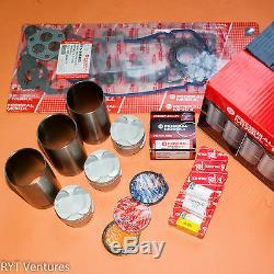 Federal Mogul Engine Rebuild Kit Convient Suzuki Carry Db51t Dd51t Db52t Fini