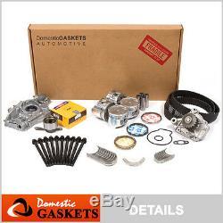 Fit 92-95 Honda CIVIC Ex Si Kit De Reconstruction Du Moteur De Révision Si So So 1.6 D16z6