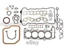 Fit 94-99 Nissan Sentra 200sx Infiniti G20 2.0l Dohc Rebuild Kit Sr20de
