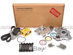 Fit 96-00 Honda CIVIC De So Kit De Reconstruction De Moteur De Révision 1.6 D16y7 D16y8