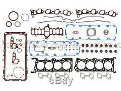 Fit 97-99 Ford Lincoln 5.4l Sohc 2v Maître Moteur Kit De Rechange Non-power Amélioration