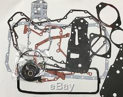 Fit Cummins 4b 3.9 Overhaul Kit Case 580e 580k 580f 580sk Pelleteuse 585e Chariot Élévateur