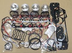 Fit Cummins 4bt 3.9 Kit De Révision De Moteur Case 580l 580k 570lxt 590sl 580sl 5120