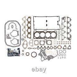 Fits 90-92 Mitsubishi Eclipse Talon Laser 2.0l Turbo Engine Rebuild Kit 4g63t