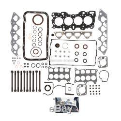 Fits 94-95 Acura Integra Gs-r 1.8l Dohc Maître Refonte Engine Reconstruire B18c1 Kit