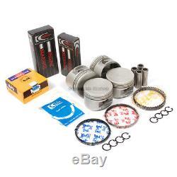 Fits 95-99 Nissan Sentra 200sx 1.6l Dohc Kit De Réparation Ga16de