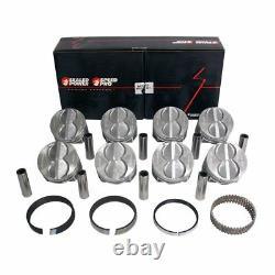 Ford 289 302 1963-82 Étape 2 Master Engine Rebuild Kit Pistons+gaskets+perf Cam+