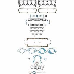 Ford 302 5.0/5.0l 1991-95 Roulements Du Kit De Roulement Du Moteur+gaskets+bagues À Piston