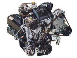 Ford 7.3 7.3l Powerstroke Master Kit Moteur 1994 95 96 97 98 3/99 Pistons Segments +
