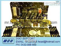 Ford Courier Mazda B2500 E2500 Wlt Kit De Reconstruction Complète Du Moteur Wl-t 2.5l 4 Cylindres Wlat