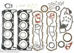 Ford Truck IDI 7.3l Diesel Master Kit Moteur Withtiming Cam + Pistons + Anneaux 1988-93