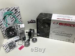 Honda Cr 125r Engine Rebuild Kit Vilebrequin, Pistons, 2003-2004 Joints D'étanchéité