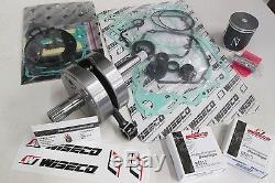 Honda Cr 125r Kit De Reconstruction De Moteur Vilebrequin, Piston Et Garniture D'étanchéité, 1992-1999