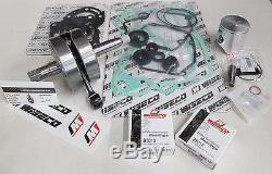 Honda Cr 250r Wiseco - Kit De Reconstruction De Moteur, Vilebrequin, Piston Et Garniture (joints D'étanchéité) 1997-2001