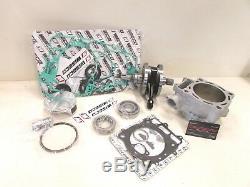 Honda Crf 250r Kit De Reconstruction De Moteur, Cylindre, Vilebrequin, Piston 2004-2009