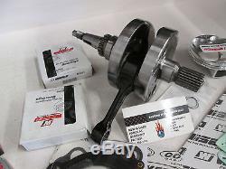 Honda Crf 450r Wiseco Kit De Reconstruction De Moteur, Vilebrequin, Piston 2002-2008