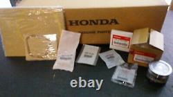 Honda Eu3000is Gx200 Hs724 Engine Rebuild Kit