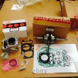 Honda Sh125 Dylan Ps125 Fes125 Nes125 Complete Engine Rebuild Cylinder Crank Kit