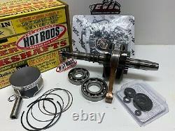 Honda Trx 500fm Foreman Kit De Reconstruction Moteur Crankingshaft, Piston, Joints D'étanchéité 2005-2011