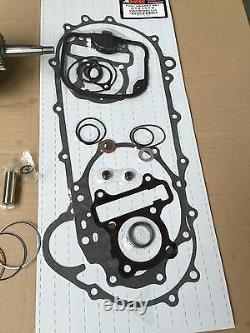 Honda Vision Nsc110 Nsc Engine Rebuild Kit Cylinder And Crankshaft & Gaskets