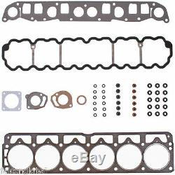 Jeep 4.0 Engine Kit De Rechange Pistons + Anneaux + + Timing Pompe À Huile + Roulements 1996-1998