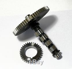 John Deere Fd620 Fd661 Engine Rebuild Kit Arbres À Cames. 5 MM Surdimensionnés Pistons & Rings