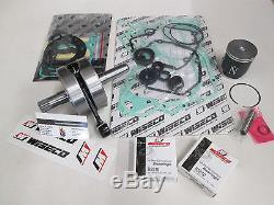 Kawasaki Kx 100 Kit De Reconstruction Complète Du Moteur, Vilebrequin, Piston Et Joint D'étanchéité 95-05
