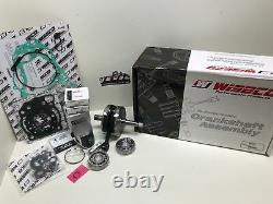 Kawasaki Kx 250 Engine Rebuild Kit Crankshaft, Namura Piston, Joints 2002-2004