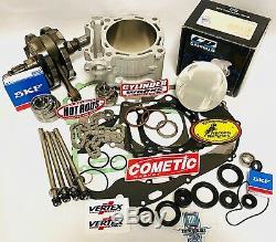 Kfx450 Kfx450r Kfx 450 Big Bore Stroker Manivelle Moteur Engine Rebuild Kit 500cc
