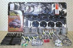Kit Complet De Reconstruction De Moteur Pour Landcruiser 1hz 4.2 Diesel 90-98 Hzj80 & Hzj75