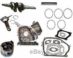 Kit De Rechange Pour Honda Gx160 Kit Piston Vilebrequin Bielle Joint Régl.nouv