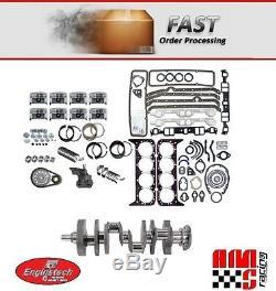 Kit De Reconstruction De Moteur 383 Stroker Master Pour Chevrolet 350 5.7l 1967-1985