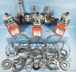 Kit De Reconstruction De Moteur Complet Yamaha 1200r Vilebrequin 2001-2005 01-05 1200 R Gpr