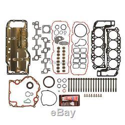 Kit De Reconstruction De Moteur De Révision 99-02 Jeep Grand Cherokee Dodge Dakota Ram 4.7l V8