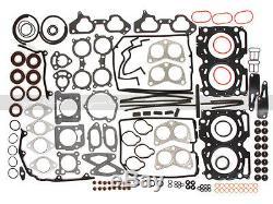 Kit De Reconstruction De Moteur De Révision, Modèle 02-05 Subaru Impreza Wrx Turbo Usdm Ej205