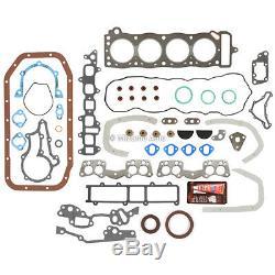 Kit De Reconstruction De Moteur Fit 75-80 Toyota Corona Celica Pick Up 2.2l Sohc 20r