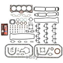 Kit De Reconstruction De Moteur Fit 85-87 Toyota Mr2 Corolla Gts 1.6l Dact 4agelc