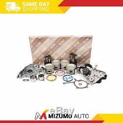 Kit De Reconstruction De Moteur Fit 87-93 Mazda B2200 2.2l Sohc 8v F2l F2g