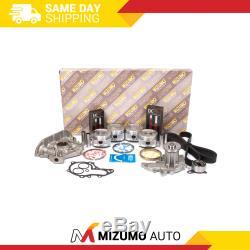 Kit De Reconstruction De Moteur Fit 88-92 Toyota Corolla Celica Prizm 1.6l 4afe 16v