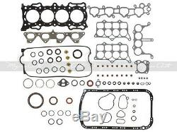 Kit De Reconstruction De Moteur Fit 90-93 Honda Accord 2.2 F22a1 F22a4