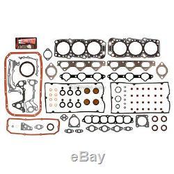 Kit De Reconstruction De Moteur Fit 93-99 Mitsubishi 3000gt Turbo 3.0l 6g72t